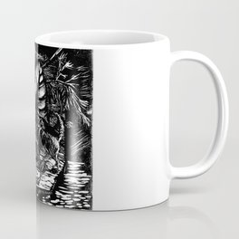 Eyes in the forest, II. 2/3 Coffee Mug