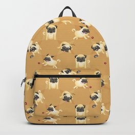 Pug Life (Pattern) Backpack