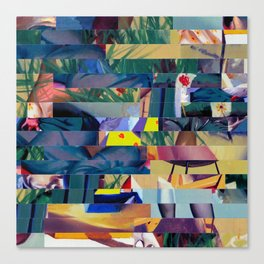Kill The Wabbit (Provenance Series) Canvas Print