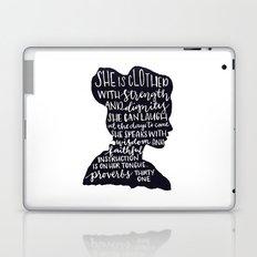 SHE IS Laptop & iPad Skin