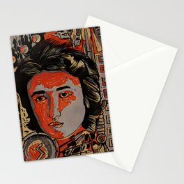 Rosa Luxemburg Stationery Cards