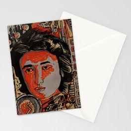 Rosa Luxemburg Stationery Cards