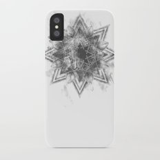 The Darken Stars iPhone X Slim Case