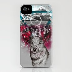 Cosmic Deer iPhone (4, 4s) Slim Case