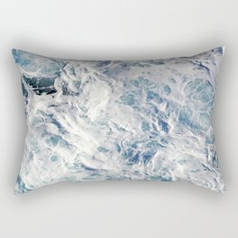 Seafoam Pacific Rectangular Pillow