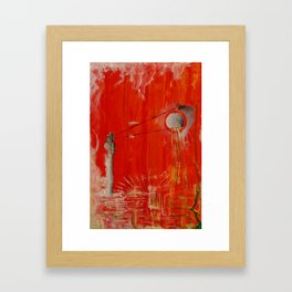 For a Given Value of Framed Art Print