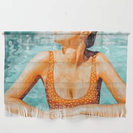 Mi Bebida Por Favor #painting #summer Wall Hanging