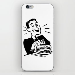Pancake Time!! iPhone Skin