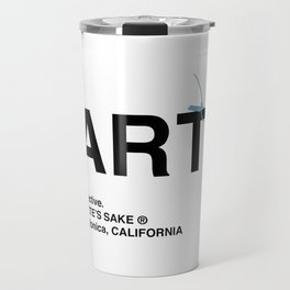 """ART"" Travel Mug"