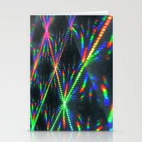 hologram Stationery Cards featuring Laser Paper by Griffin Lauerman