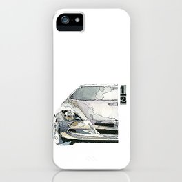 1/2 iPhone Case
