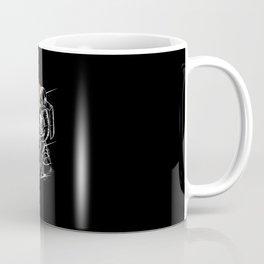 Astro Scooter Coffee Mug