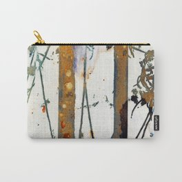 Waterfall Lines Carry-All Pouch