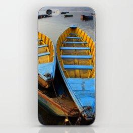 Boats iPhone Skin