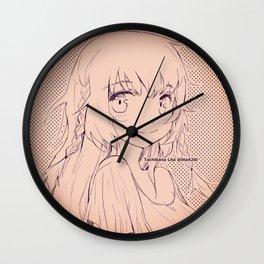 Bisyou : ex100 Wall Clock