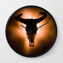 Desperado - Brown Wall Clock