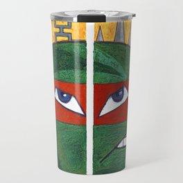 Teenage Mutant Ninja Turtles Travel Mug