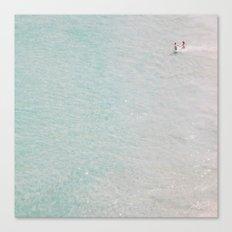 beach - summer of love II Canvas Print