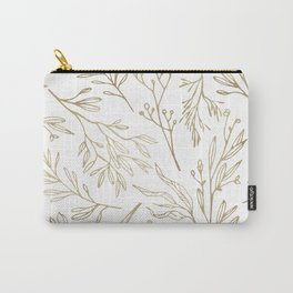 Golden Nature Carry-All Pouch