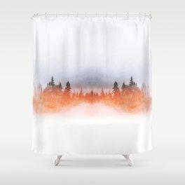 HUM Shower Curtain