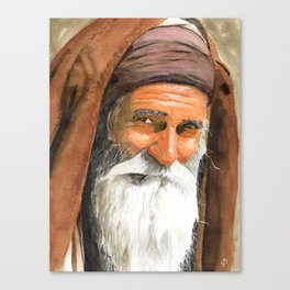 VEZHIDA Canvas Print