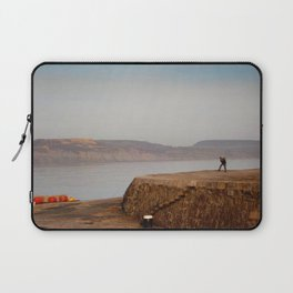 Alone but not Lonely Laptop Sleeve