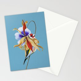 Hybrid flower VI Stationery Cards