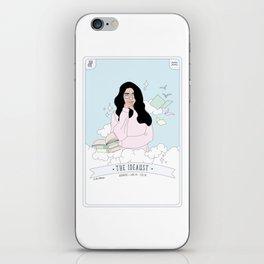 Aquarius - The Idealist iPhone Skin