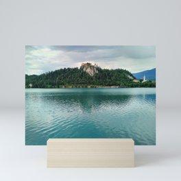 The Magical Lake Bled (Slovenia) Mini Art Print