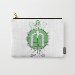A Legend of Leafs Carry-All Pouch