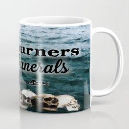 No Mourners - Black Coffee Mug
