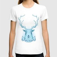 harry potter T-shirts featuring Expecto Patronum- Harry Potter by Manfred Maroto
