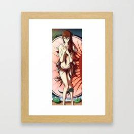 The Birth of Venus Framed Art Print