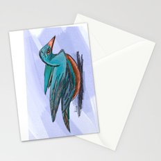 Foolish bird Stationery Cards