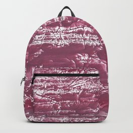 Cherry colorful watercolor painting Backpack