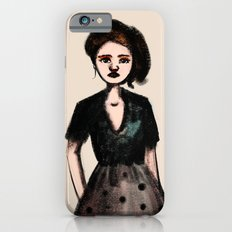 French Girl I iPhone 6s Slim Case