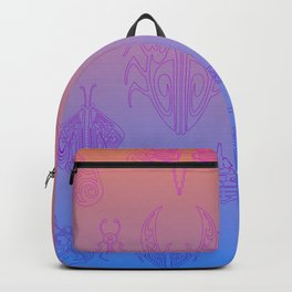 Little Beasts Sunset Backpack