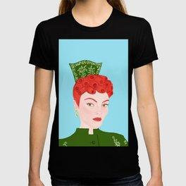 Kimono folklore woman T-shirt