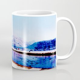 Corpach Sea loch, Highlands of Scotland Coffee Mug