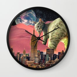that was new york Wall Clock