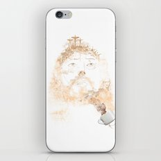 A CUP OF FAITH iPhone & iPod Skin