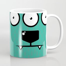 Monsters⁴ : Blue Coffee Mug