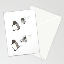 Footprints (w/o background) Stationery Cards