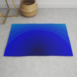Blue Depths Rug