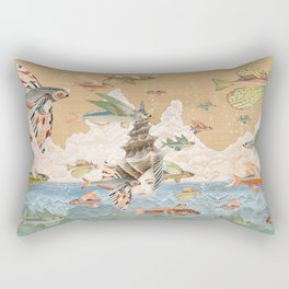 Sea dream Rectangular Pillow