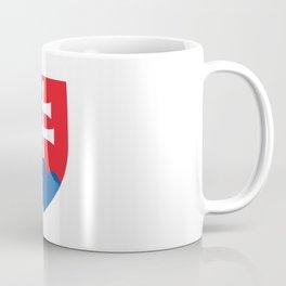 Slovakia coat of arms Coffee Mug