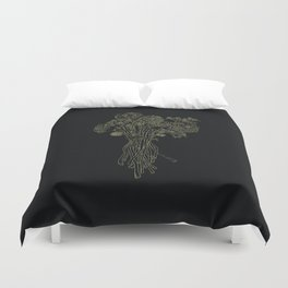 Sacred Flowers Duvet Cover