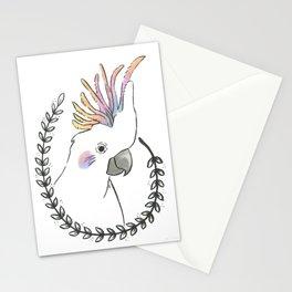 Pride Cockatoo Stationery Cards