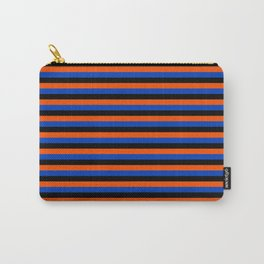 Color Stripe _001 Carry-All Pouch