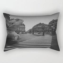 Fluffzilla Rectangular Pillow